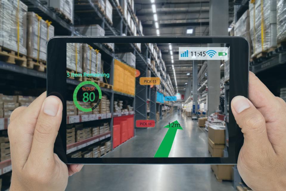 augmented reality - Virtual Reality & 360 Video